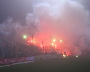 Clubul Dinamo a fost amendat cu 20.000 de lei