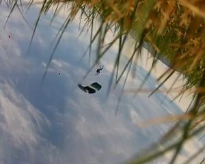 O camera video GoPro a cazut de la 3.800 de metri si inca functioneaza