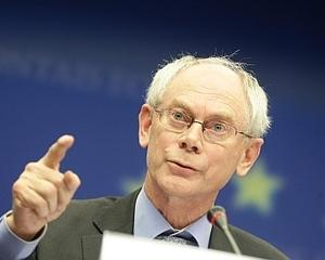 Herman Van Rompuy se straduieste sa calmeze bursele