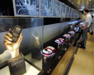Samsung, lider pe piata de smartphone-uri