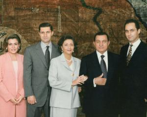 Egipt: Sotiile fiilor lui Hosni Mubarak vor fi aduse in fata justitiei