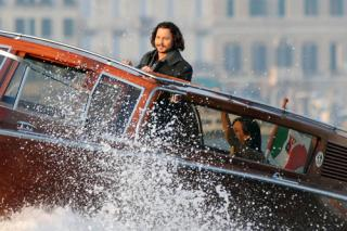 Johnny Depp, piratul de pe canalele Venetiei