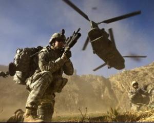 SUA nu intentioneaza sa paraseasca Afganistanul