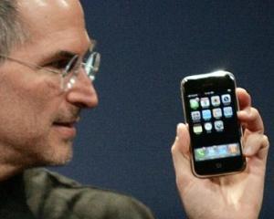 Steve Jobs nu mai raspunde la iPhone