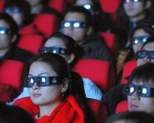 China devine a doua piata de film din lume
