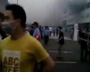 Explozie la o fabrica de iPad-uri din China, soldata cu doi morti si mai multi raniti