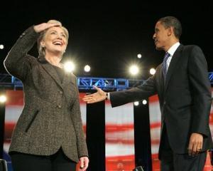 Hillary Clinton isi va da demisia dupa investitura noului presedinte