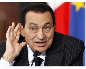 Marea Britanie, acuzata ca amana inghetarea averii lui Mubarak