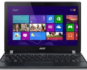 Acer a lansat ultraportabilul TravelMate B113, al carui pret incepe de la 399 dolari