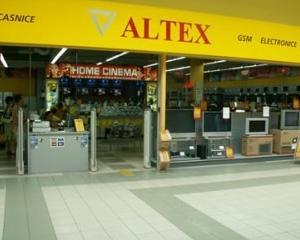Altex si-a majorat cifra de afaceri cu 7% in 2010
