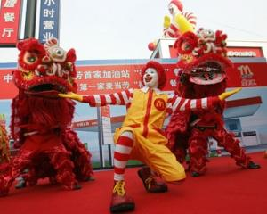 McDonald's doreste sa se extinda puternic in China