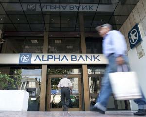 Bancile din Grecia primesc ajutor de la stat pentru recapitalizare