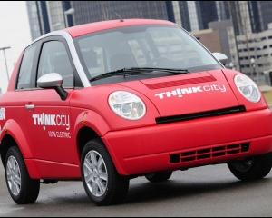 Masina electrica a dat faliment: TH!nK trebuie sa inapoieze 22 de milioane de euro