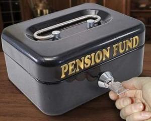 In luna aprilie, achitarea pensiilor se va face in avans