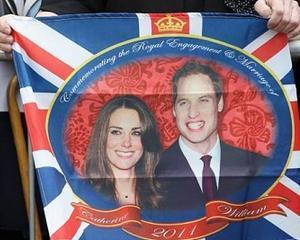 Nunta regala: Se asteapta ca britanicii sa-si cumpere bucuria cu 540 de milioane de euro