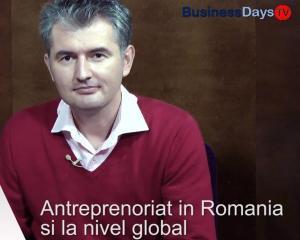 BUSINESS DAYS TV: Episodul 4-Antreprenoriat in Romania si la nivel global