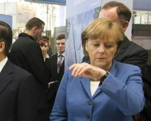 Angela Merkel: Doar austeritatea ne poate salva