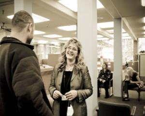 Prima impresie a potentialului angajat se formeaza in sala de asteptare