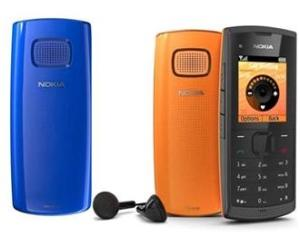 Nokia lanseaza X1-100, un telefon low cost destinat pietelor emergente