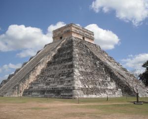 Oras maya, inghitit de lava unui vulcan, descoperit in El Salvador