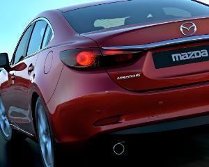 Romanii cumpara tot mai multe autoturisme Mazda