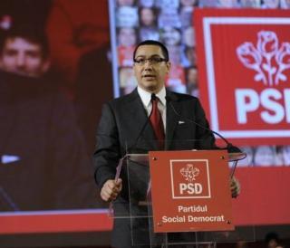 Cuplul Ponta - Antonescu are binecuvantarea PSD