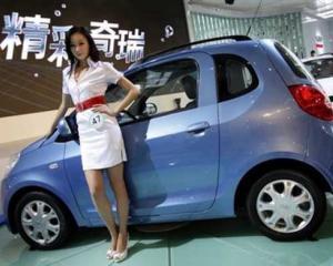 Pe drumurile Chinei circula 217 milioane de autovehicule