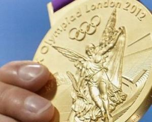 Medaliile de aur de la Jocurile Olimpice nu sunt din aur