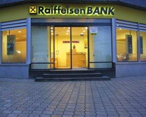 Profitul Raiffeisen a scazut cu 8,4 la suta