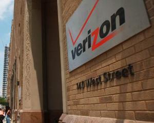 Vanzari record pentru Verizon: 9,8 milioane de smartphone-uri vandute in trimestrul patru