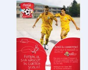 Cupa Coca-Cola, cea mai mare competitie de fotbal in sala