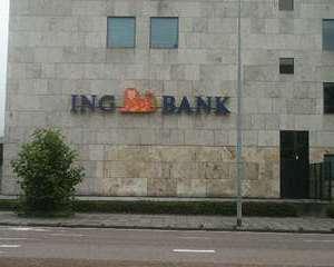 ING Bank Romania a obtinut un profit in crestere cu 52%