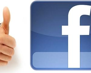 Facebook: Like-urile te transforma intr-o carte deschisa