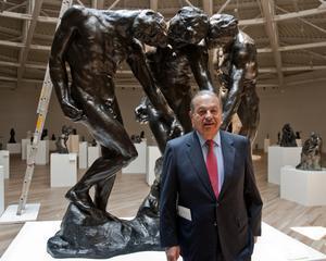 Cel mai bogat om al planetei deschide un tipator muzeu de arta in Mexic