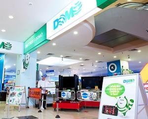 Domo are preturi promotionale cu ocazia lansarii din Oradea Shopping City