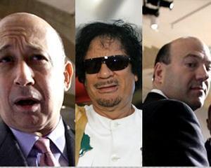 WSJ: Cu ochii pe afacerile Goldman-Libia
