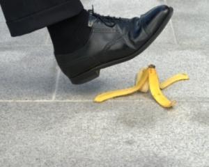 S-au interzis bananele la locul de munca