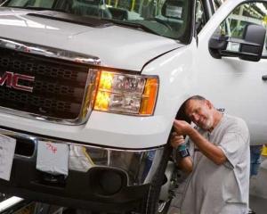 GM va construi noile camionete GMC si Chevrolet in Flint, in urma unei investitii de 328 milioane de dolari