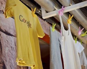 Lucreaza la Google si se simt ca in vacanta