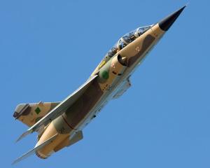 Arsenalul lui Gadhafi: 7 bombardiere, 336 avioane de vanatoare si cam 216 rachete