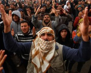 LIBIA: Au reinceput protestele in Tripoli