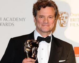 Colin Firth, Rege la Premiile BAFTA 2011