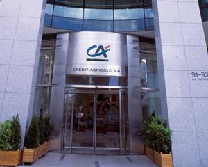 Credit Agricole injecteaza doua miliarde de euro in Emporiki Bank