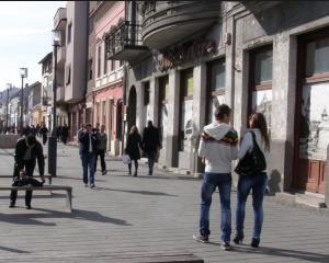 Populatia Romaniei, in scadere