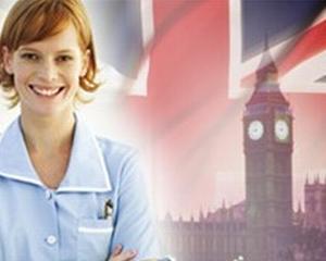 Numarul angajatilor romani din Marea Britanie s-a triplat intr-un an