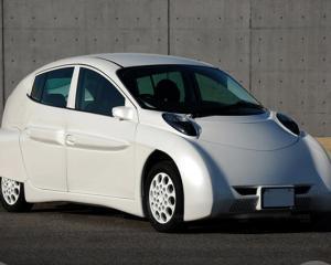 Japonezii au construit masina electrica cu cea mai mare autonomie - 330 km