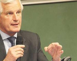 Michel Barnier: Bancile mai mici din Europa sunt adevarata problema