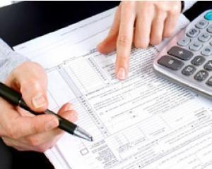Formularul 205/2011 trebuie depus pana pe 29 februarie