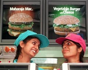 McDonald's incearca sa se impuna in India
