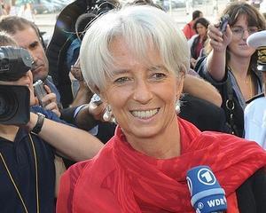 Lagarde isi exprima ingrijorarea cu privire la perspectivele economiei globale